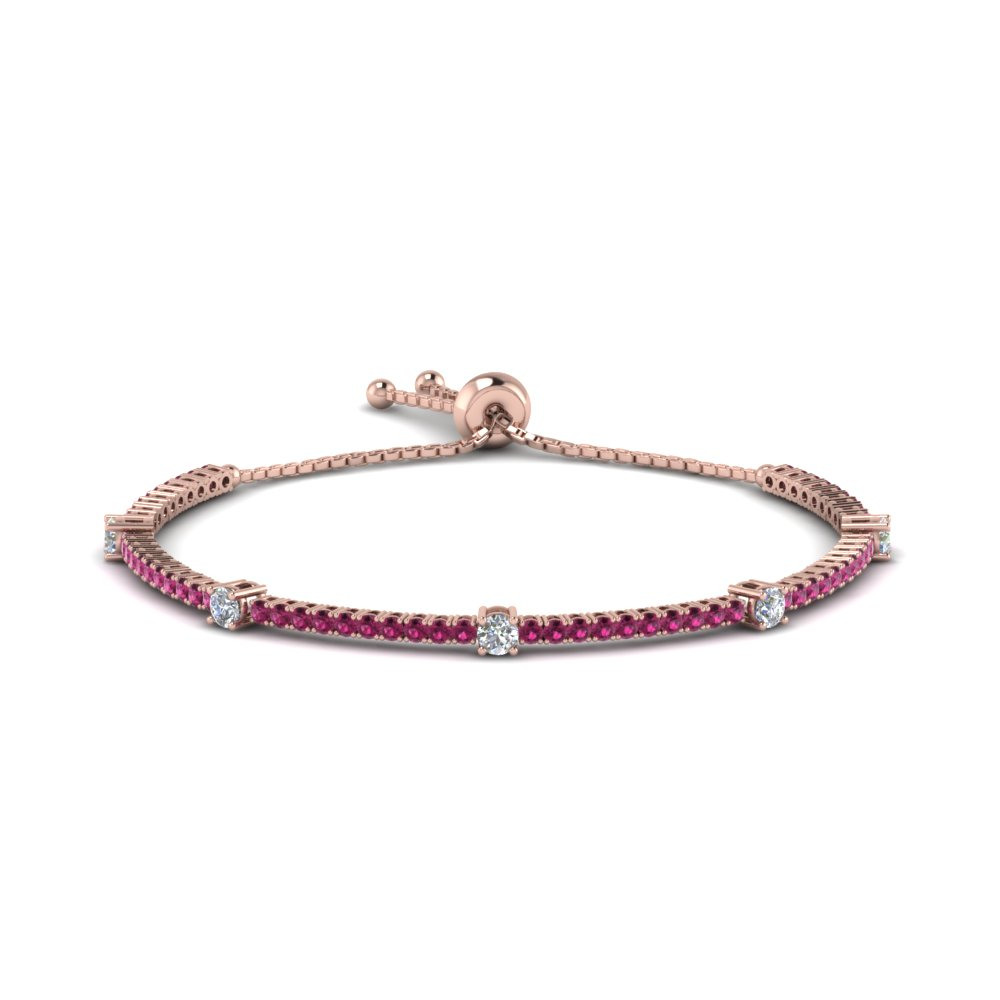 and ruby rubies passementerie diamondspink bracelet pink diamond ring boivin pin a ren