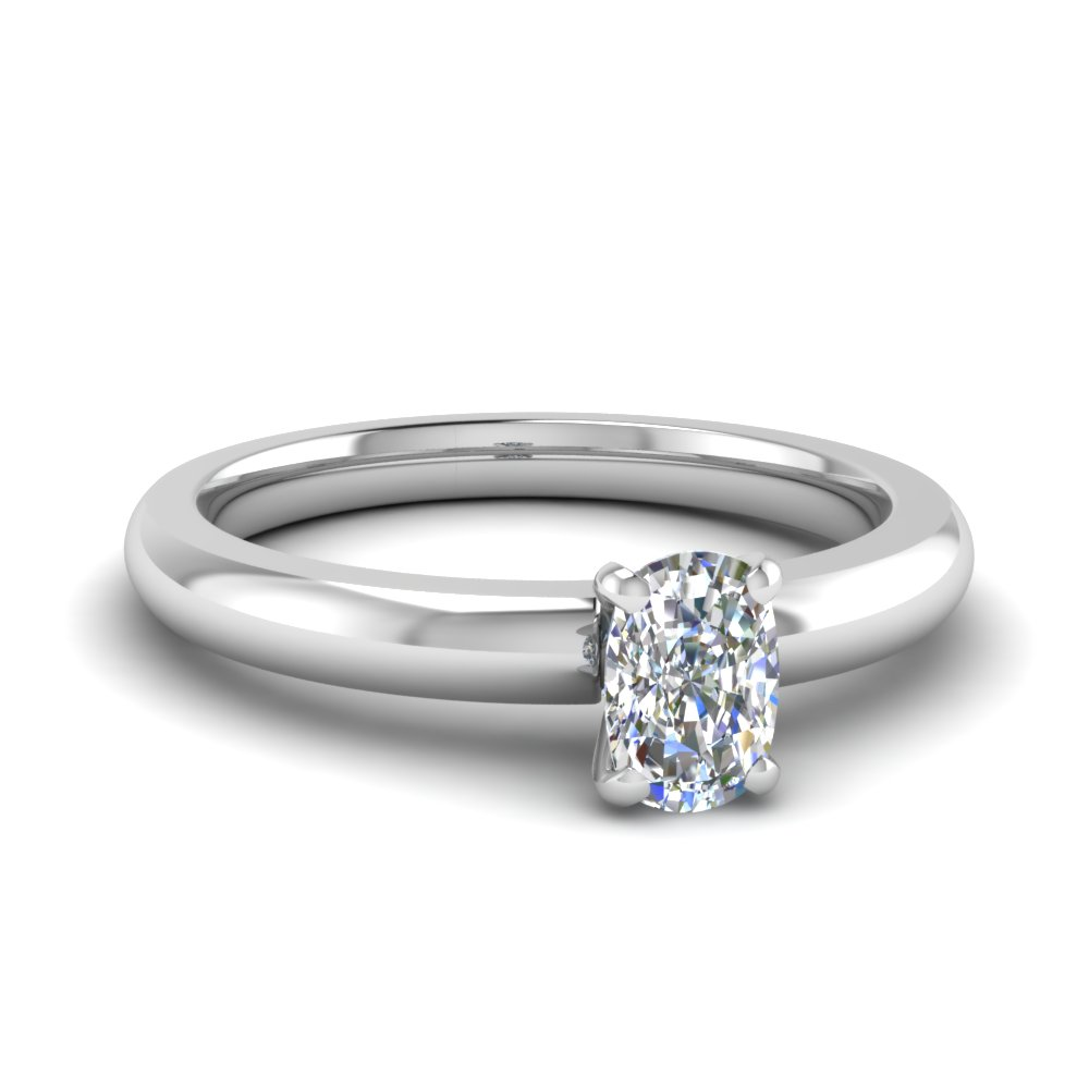 Top twenty Cushion Engagement Rings