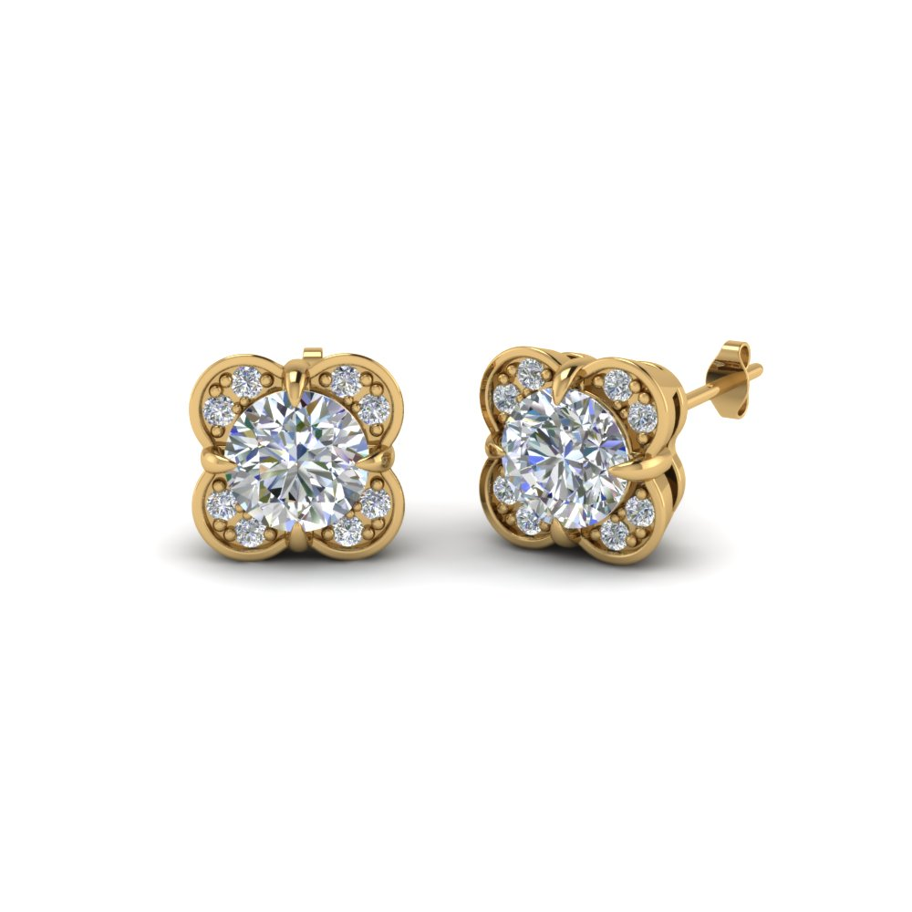 diamond earrings for women - photo #11