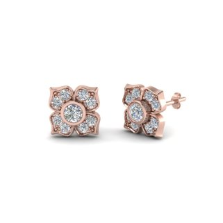 Popular Diamond Earrings