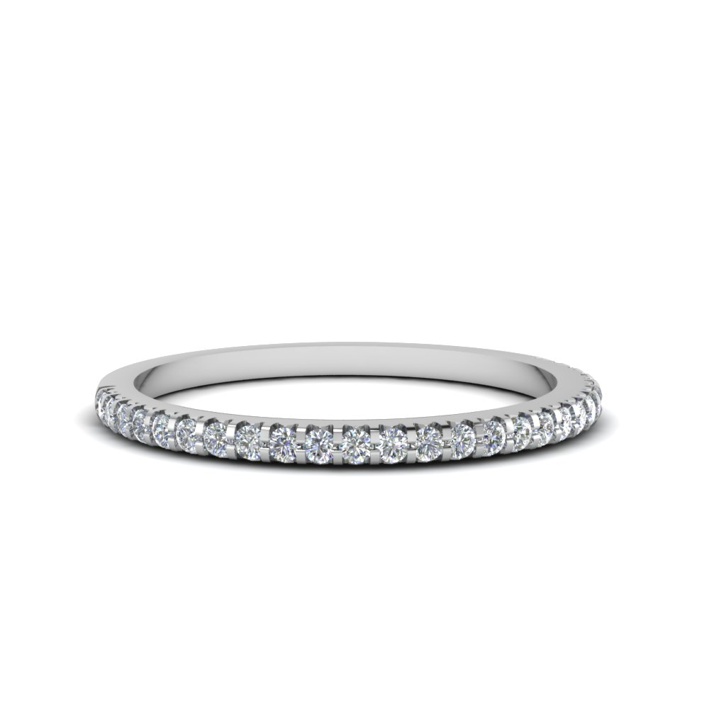 Thin Diamond Band | Fascinating Diamonds