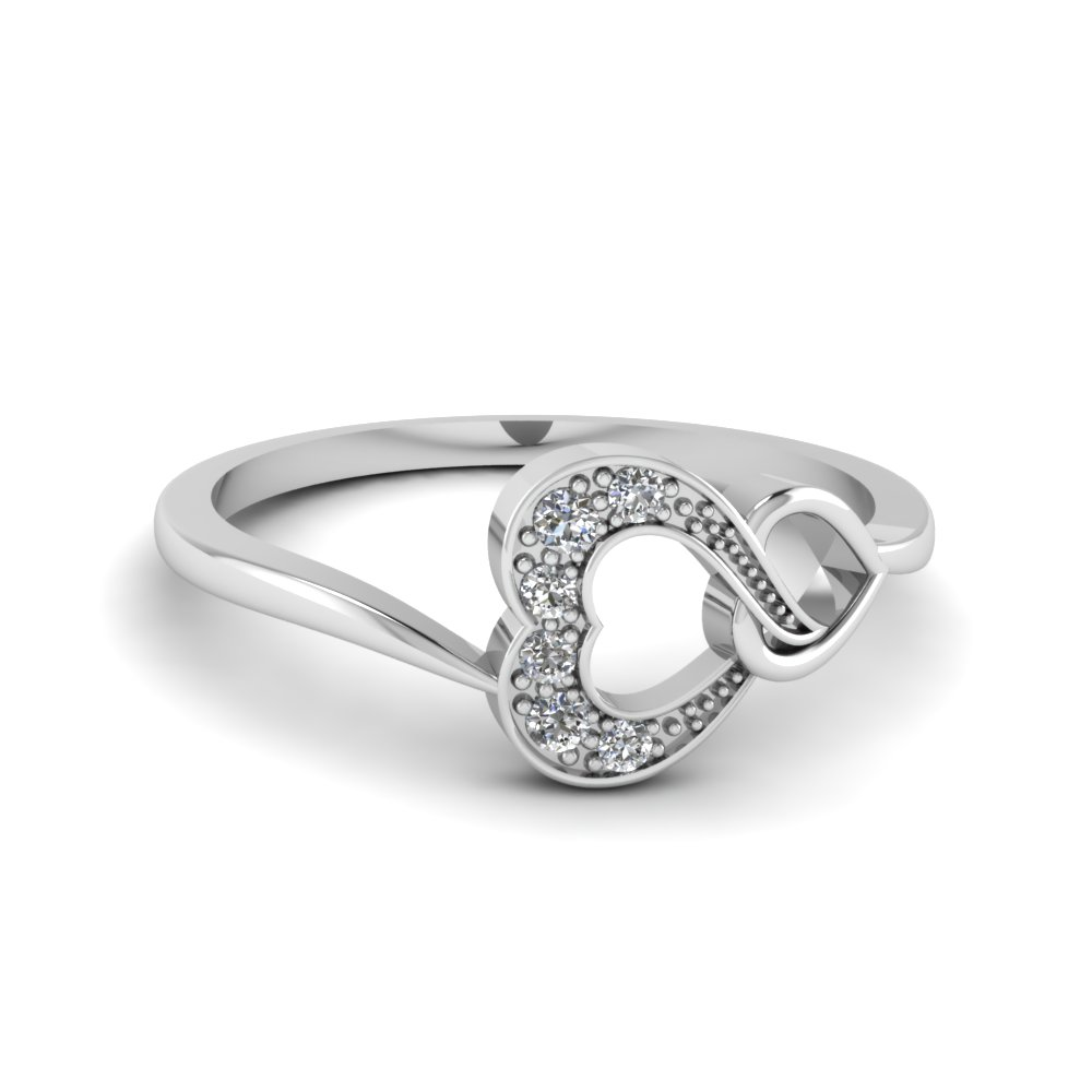 Explore Our diamond promise rings at Fascinating Diamonds