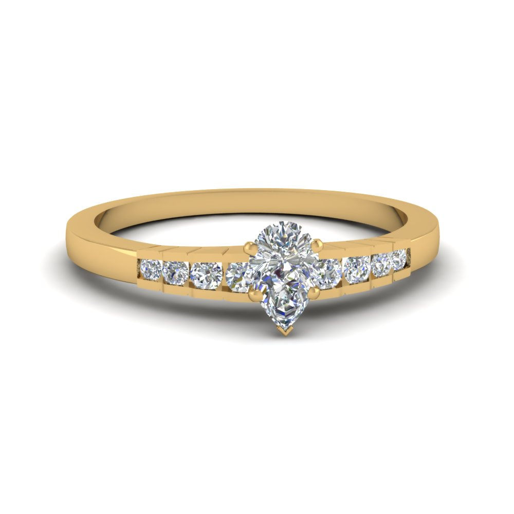 Stunning Small and Petite Engagement Rings