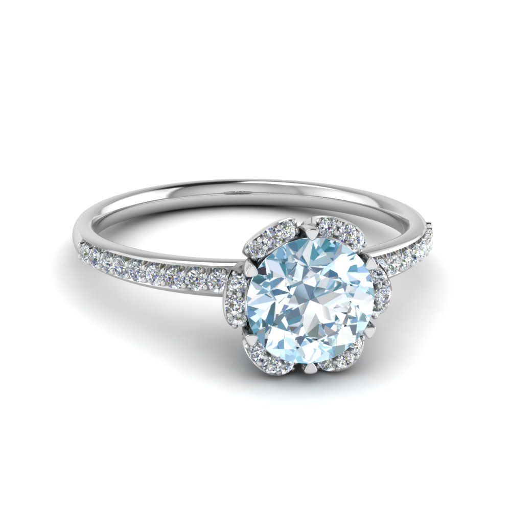 Shop our colored engagement rings