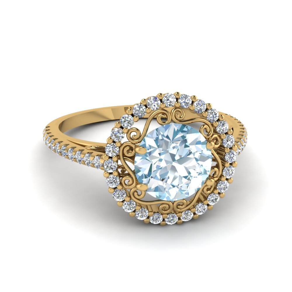 is colored engagement ring a fresh take on the traditional sparkle