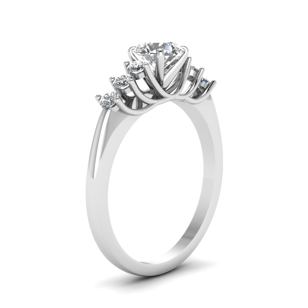 Shop Our Beautiful Diamond Proposal rings at Fascinating Diamonds