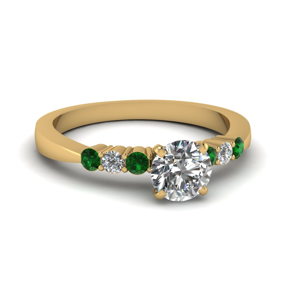 16 top Simple Engagement Rings at Fascinating Diamonds