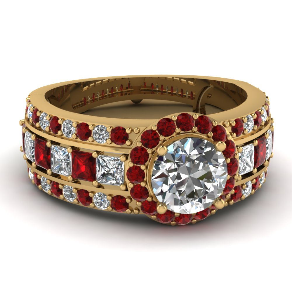 Spellbinding Expensive Engagement Rings