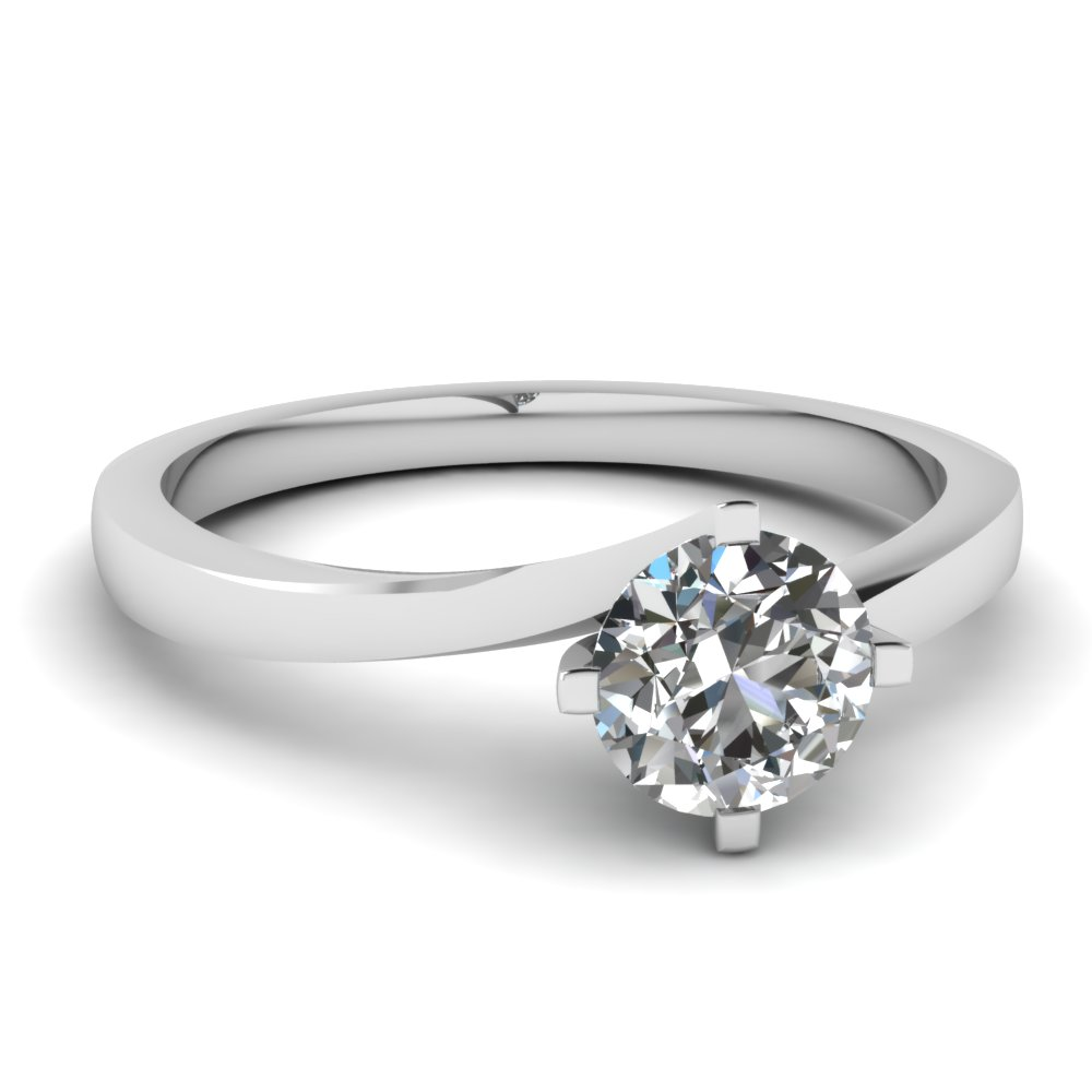 Simple Unique Engagement Rings